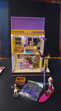LEGO Friends Stephanie's Beach House 41037 complete set all parts from display