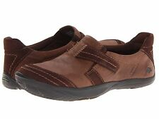 New 100683 Kalso Earth Celebration Shoes Bark Buck Leather MSRP $125