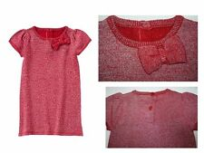 NWT CRAZY 8 Toddler Girl Sparkle Sweater Dress size 3T 4T NEW