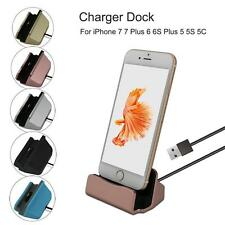 Desktop Charger Stand Docking Station Sync Dock Cradle For Android/Apple iPhone