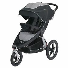 Graco Relay Activity 3 Wheel Stroller / Pushchair / Buggy - From Birth To 15kg