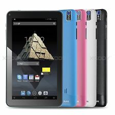 XGODY 9'' TABLET PC ANDROID 4.4 QUAD CORE DUAL CAMERA 16GB CORTEX-A7 2017 NEW US