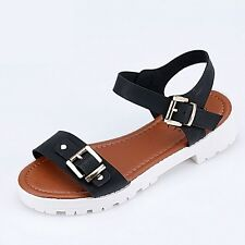 Women Big Size Gladiator Platform Sandals Leisure Summer Shoes |UK|