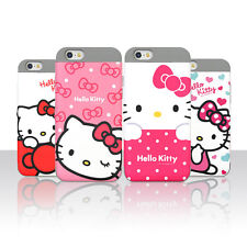 Hello Kitty Case iPhone 7 Plus Bumper Cover Card Double Bumper 4types Made Korea