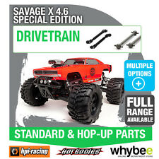 HPI SAVAGE X 4.6 SPECIAL EDITION [Drivetrain Parts] New HPi Parts!