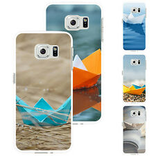 New Fashion Paper Boat Design Protective Phone Case for iPhone 4 Samsung Ardent