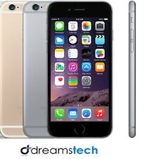 APPLE IPHONE 6 16GB SMARTPHONE - SPACE GREY and GOLD