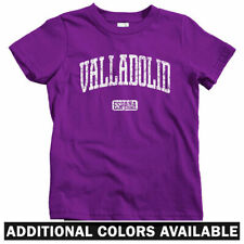 Valladolid Spain Kids T-shirt - Baby Toddler Youth Tee - Gift Castile and Leon