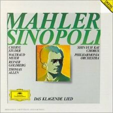 MAHLER - Mahler: Das Klagende Lied - CD ** Very Good condition **