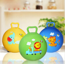 Baby Kids Inflatable Bouncing Ball Sport Cartoon Animal Educational Toy