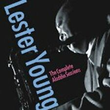 LESTER YOUNG - The Complete Aladdin Sessions - CD ** Brand New **