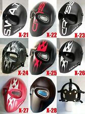 Army of Two Mask Paintball BB Gun Airsoft Protective Gear DJ CLUB PARTY Cosplay