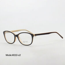 Big sales 222 full rim unisex acetate myopia eyewear eyeglasses RX optical frame