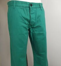 """Jack & Jones Men's Jeans Chino Trousers """"Bolton Edward"""" Slim Fit Green or yellow"""