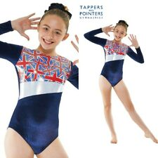 Tappers and Pointers Long sleeved Gymnastic Leotard/ Gym 26