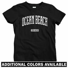 Ocean Beach San Diego Kids T-shirt - Baby Toddler Youth Tee - Gift SD California