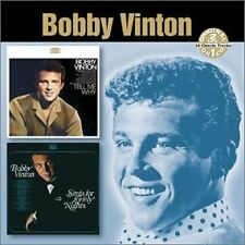BOBBY VINTON - Tell Me Why / Songs for Lonely Nights - CD