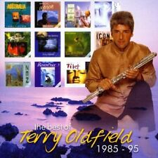 TERRY OLDFIELD - Reflections: The Best of Terry Oldfield - CD