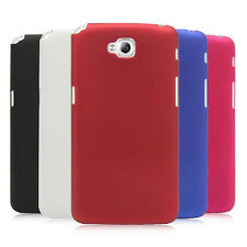 For LG Optimus G Pro Lite D680 D686 New Rubberized Matte hard case cover
