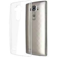 For LG G4 G4S G4 Beat Crystal Clear hard case DIY cover