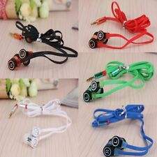 MP3 MP4 IPod PC Multicolor Bass Earbud Earphone In-Ear Headphone 3.5mm