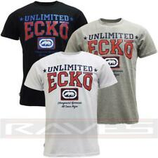 New Mens Ecko Unltd T-shirt Short Sleeve Top Sport Graphic Summer VITO