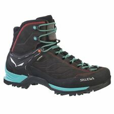Salewa Mountain Trainer Mid Gore-Tex Brown Womens Trainers
