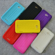 For HTC One X S720e Endeavor New Tire Soft silicone Case back cover