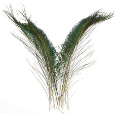 50pcs peacock feather sword 12-14 inches/30-35 cm left and right Symmetric