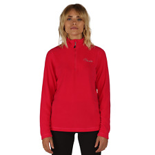 Dare2B Womens Freeze Dry Half Zip Fleece - Duchess