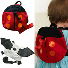 Baby Kid Toddler Keeper Walking Safety Harness Backpack Leash Strap Bag Clever
