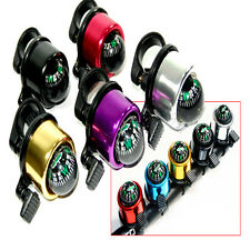 Multicolour Compass Metal Ring Handlebar Bell Sound for Bike Bicycle six colors