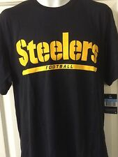 Nike Pittsburgh Steelers Font Dri-Fit T-Shirt