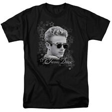 James Dean MOVIE STAR Licensed Adult T-Shirt All Sizes
