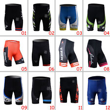 Bike 3D Tights Bicycle Cycling Riding Shorts Padded Pants Mens Wear Size S-3XL