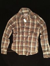 Abercrombie & Fitch vintage flannel casual shirts NWT authentic items