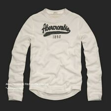 Abercrombie & Fitch vintage waffle cotton crew tops NWT authentic items
