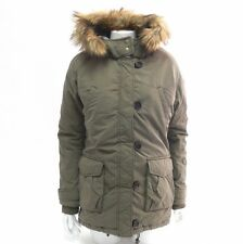 Maison Scotch & Soda Damen Parka Jacke 1424-08.12712 Khaki *** NEW *** NEU ***