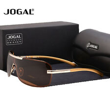 Mens Aluminium Polarized Sunglasses Outdoor Sports Driving Shield Goggles UV400