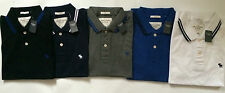 MENS A&F ABERCROMBIE AND FITCH SHORT SLEEVE CLASSIC FIT POLO SHIRT 2016 BNWT
