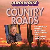 JAMES LAST - Country Roads CD IMMACULATE