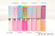 Maybelline Baby Lips Moisturizing Lip Gloss VARIOUS COLOURS**NEW**FREE SHIPPING*