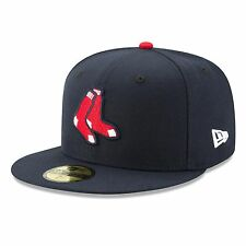 Boston Red Sox 2017 59Fifty Authentic Fitted Performance Alternate MLB Baseball
