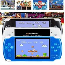 8GB 4.3'' 32Bit 2000 Games Built-In Portable Handheld Video Game Console Player