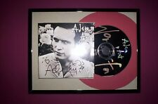 adam ant autographed / signed cd