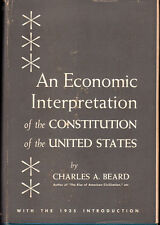 Beard, Charles A / An Economic Interpretation of the Constitution of the United