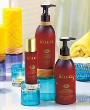 DELUGE Pure Moroccan Argan Oil Hair Shampoo Hair Conditioner and Body Products