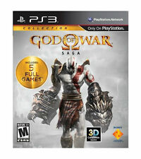 God Of War Saga PS3 New Playstation 3