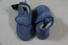 Boys Size 6-12m, 12-18m, 18-24m Emu Blue Walkerville Ugg Boot NWT