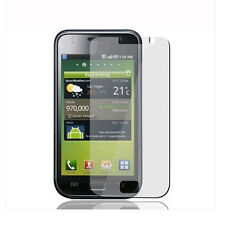 5X CLEAR LCD Screen Protector Shield for Samsung Galaxy S i9000 i9008